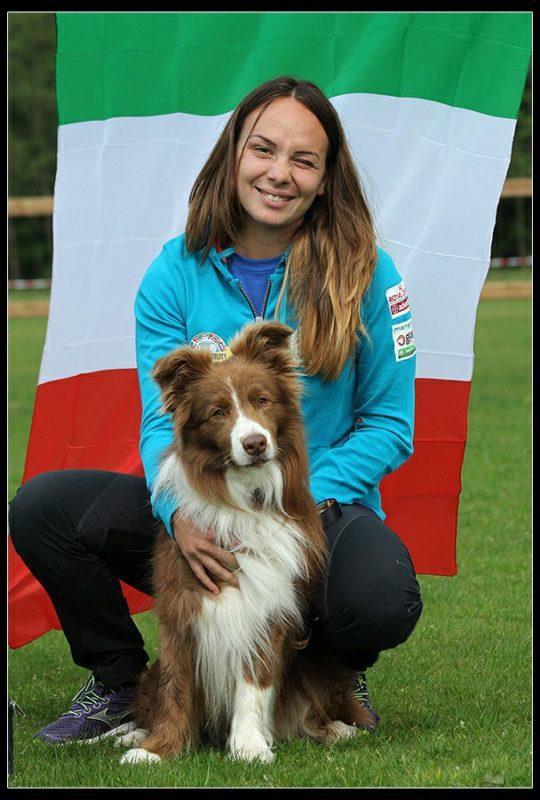 Nazionale italiana agility dog CSEN
